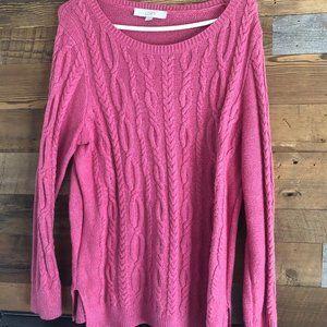Ann Taylor Loft Long Sweater